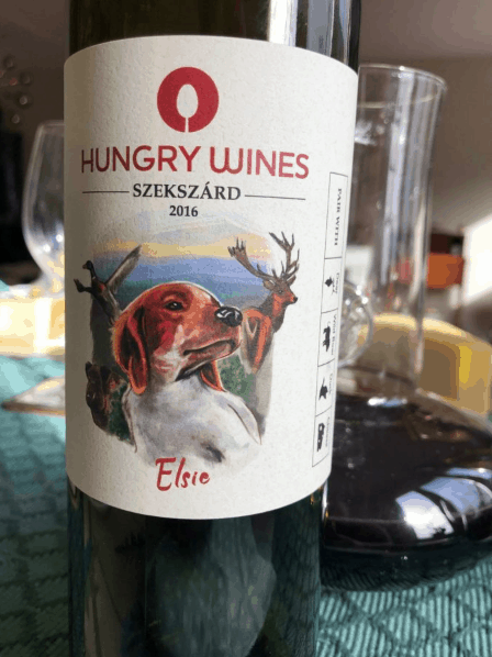 Hungry Wines Elsie Dinvinguide.se