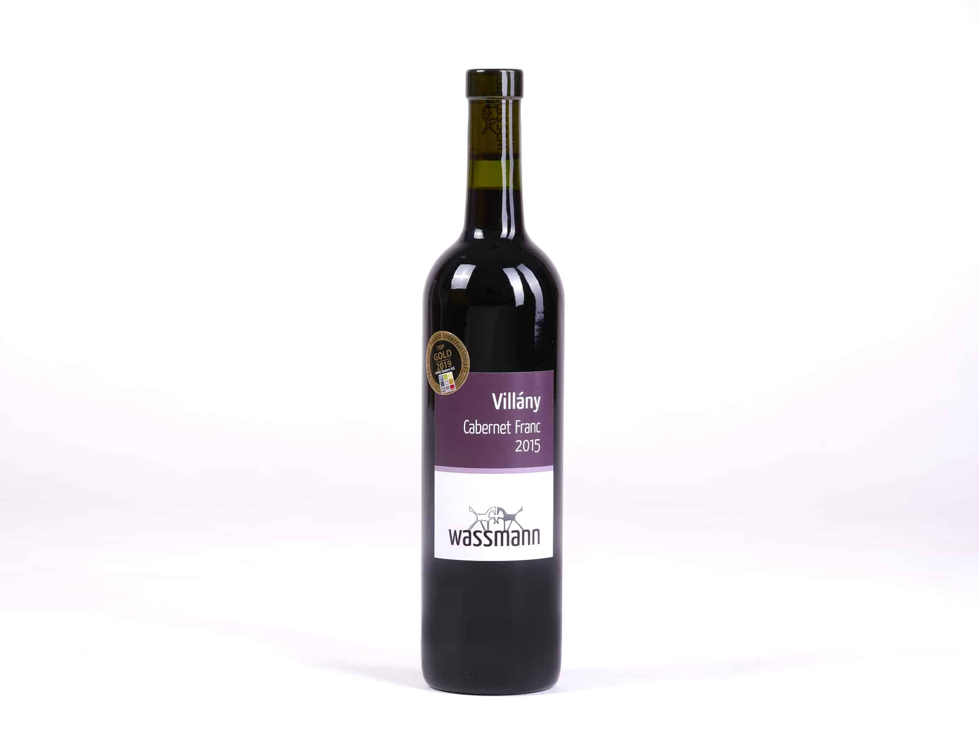Awaited launch at Systembolaget: Wassmann Cabernet Franc!