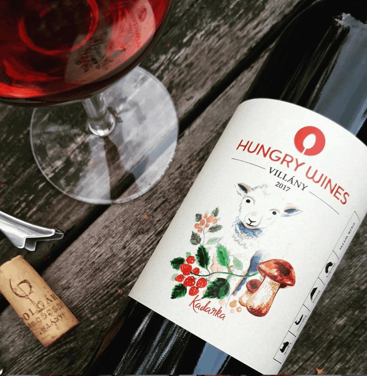 Gourmet.se vill att fler ska upptäcka Hungry Wines Kadarka!