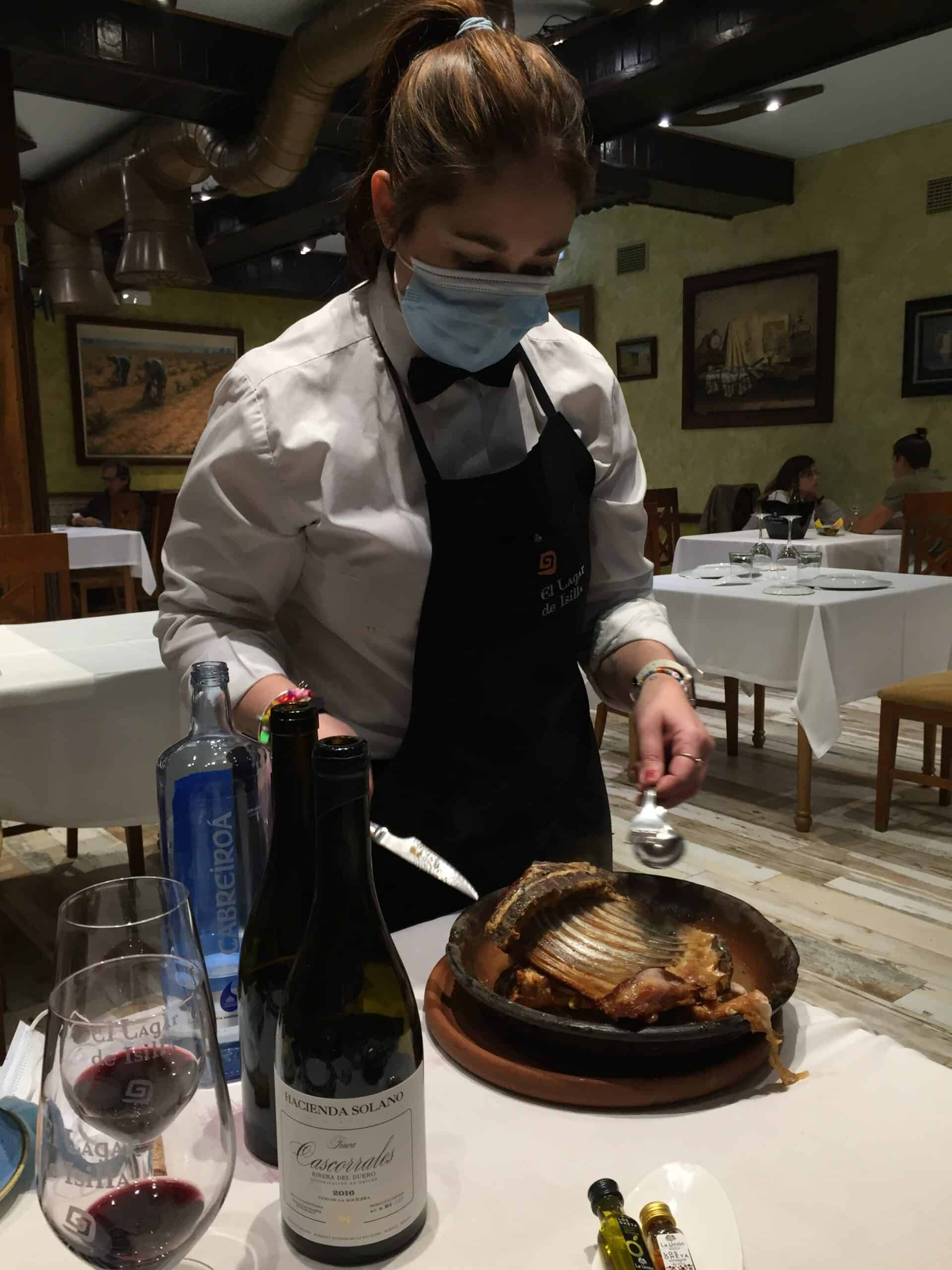 Spanska viner i kombination med mat