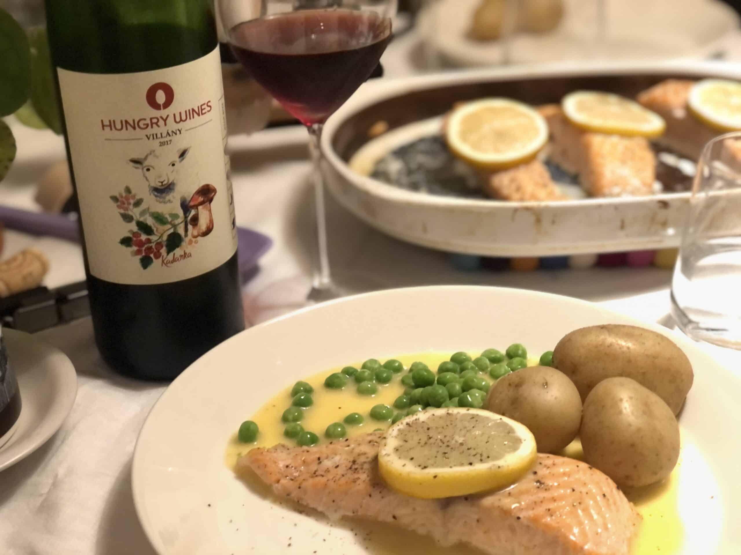 Rött vin till fisk – så komponerar du måltiden