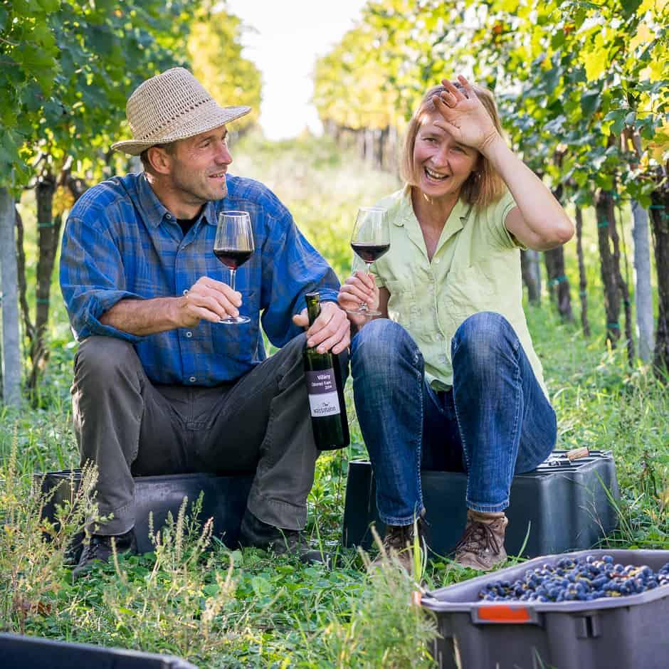 biodynamiskt vin